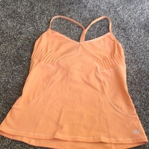 Also yoga coolfit tank size large